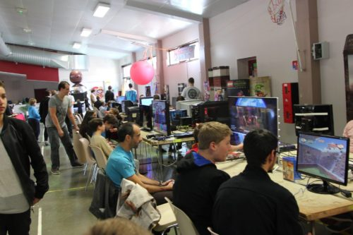 salon du jeu games island
